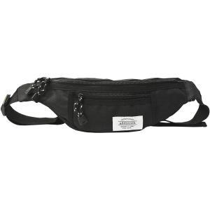 ボディ/ウエストバッグ ポリキャンバス ボディーバッグ 2wayバッグ 背面ポケット付き カジュアル メンズ レディース Addninth SFS-0352|luggagemarket
