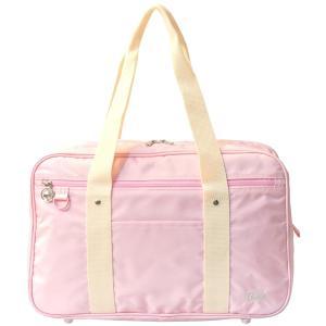 バービー スクールバッグ カラー Barbie チアスクールB ナイロンスクールバッグ 41cm A4 41326|luggagemarket