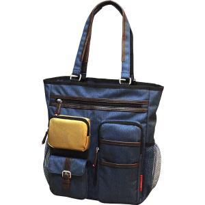 ビーシーイシュタル トートバッグ 縦型 B.C.+ISHUTAL ザクト 縦型トート 多ポケット仕様 背面メッシュ A4 IZT-5906|luggagemarket