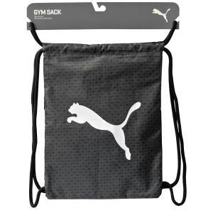 プーマ ナップサック 12.5L Puma ベータ ジムサック キャットロゴプリント サイドポケット付き 075496|luggagemarket