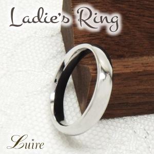 リング シルバー シンプルリング 結婚指輪 マリッジリング 甲丸 指輪  SV925