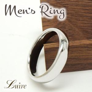 リング メンズリング 幅5mm シンプル 結婚指輪 甲丸 指輪 シルバー マリッジリング SV925