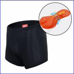 パッドは適度な厚さでペダリングの邪魔にならず、究極の履き心地を追求し、肌触りの良いレーシングパッドで...