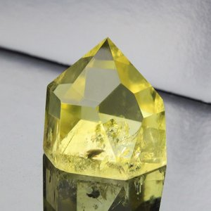 シトリン ポイント 黄水晶 原石 citrine クラスター...