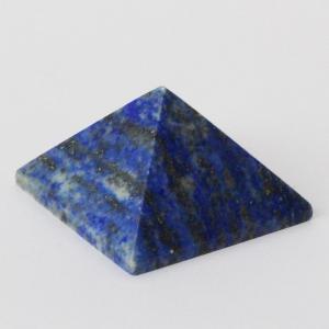 ラピスラズリ ピラミッド 原石 鉱物 青金石 Pyramid...