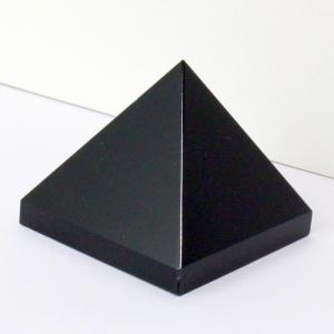 オニキス ピラミッド 石 クラスター 黒縞瑪瑙 Pyramid 天然石