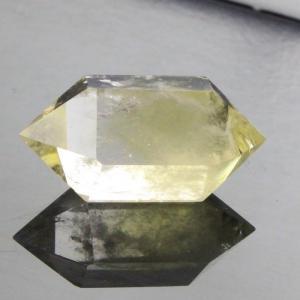 シトリン ダブルポイント クラスター citrine 黄水晶...
