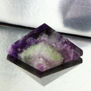 フローライト ピラミッド クラスター fluorite Py...