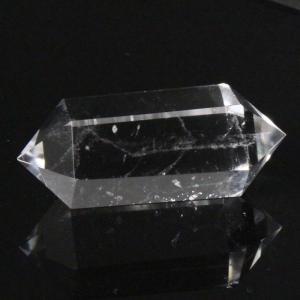 水晶 ダブルポイント 原石 ポイント クリスタル クラスター...