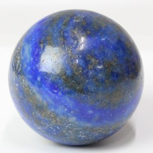 ラピスラズリ 丸玉 原石 一点物 瑠璃 水晶玉 天然石【35mm玉】