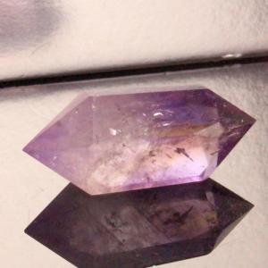 アメジスト ポイント クラスター Amethyst 紫水晶 ダブルポイント 一点物