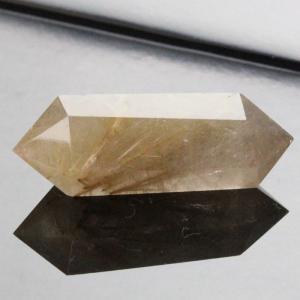 ルチルクォーツ ポイント インテリア Stone クラスター 原石 石 Point ポイント rutile quartz 金針水晶 魔除け 置物 浄化 一点物