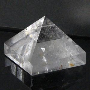 水晶 ピラミッド ラフ 原石 Pyramid 鉱物 石 クラスター Quartz クリスタル 魔除け 置物 浄化 厳選 一点物