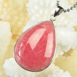 ロードクロサイト ペンダント ネックレス rose 紅紋石 Pendant 天然石