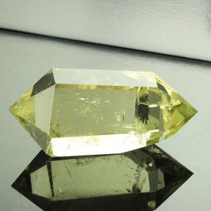 シトリン ダブルポイント 原石 citrine 黄水晶 St...