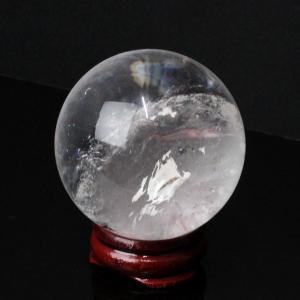 水晶玉 天然石 原石 quartz クリスタル Ball パ...