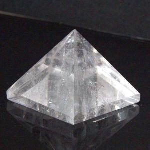 水晶 ピラミッド 原石 crystal クォーツ Pyramid 一点物
