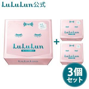 NEW 化粧水 パック シートマスク ルルルン公式 送料無料 ピンクのルルルン 108枚セット(36...