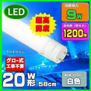 LED蛍光灯 20W形 58cm 白色の関連商品1