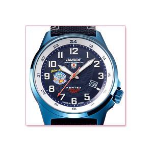 ブルーインパルス ソーラースタンダード腕時計 lumiere-j