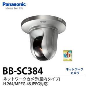 【Panasonic】 ネットワークカメラ  屋内タイプ   H.264/MPEG-4&JPEG対応   BB-SC384 lumiere10