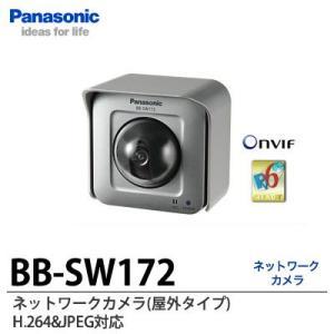 【Panasonic】 ネットワークカメラ   屋外タイプ  H.264&JPEG対応  BB-SW172 lumiere10