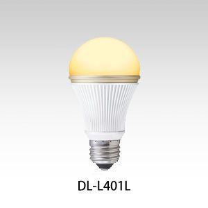 【SHARP】 LED電球 DL-L401L (電球色)|lumiere10