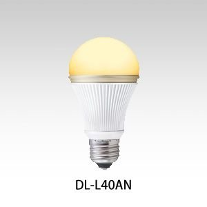【SHARP】 LED電球 DL-L40AL(電球色)|lumiere10