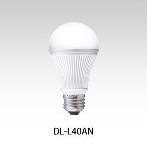 【SHARP】 LED電球 DL-L40AN(昼白色)|lumiere10