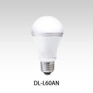 【SHARP】 LED電球 DL-L60AN(昼白色)|lumiere10
