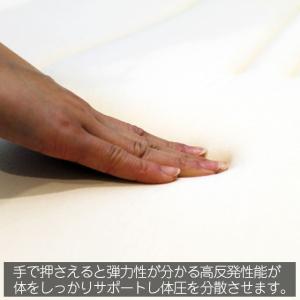 シングルサイズ敷布団 ルナエアー・ブレサーボ|アイボリー|lunaair|12