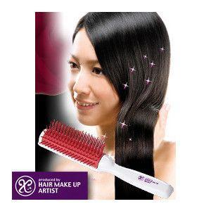 ヘアブラシ ヘアケア 美容師さんの艶髪ブラシ|lunabeauty