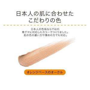 コンシーラー メンズ カバー 化粧品 ベースメイク 送料無料 ネコポス発送 LUGDY クマカバークリーム|lunabeauty|06