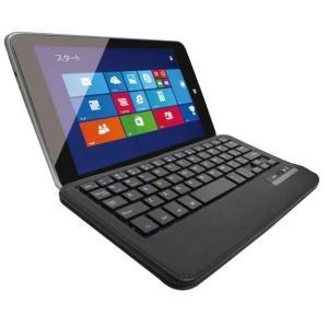 タブレット キーボード (キーボード タブレット) Bluetoothキーボード Folio for 8インチタブレット|lunabeauty