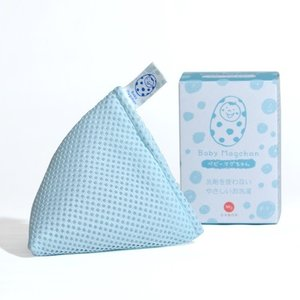 ベビーマグちゃん ブルー 洗濯 赤ちゃん やさしい 敏感肌 衣類|lunabeauty