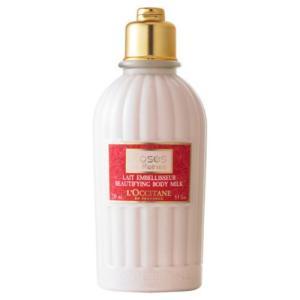 【ロクシタン】ローズベルベットボディミルク 250ml|lunadea