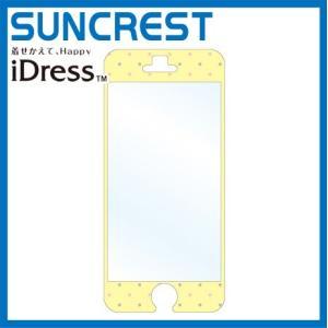 iPhone5/5s/5c/SE iDressスクリーンフィルム ドット idp5-sf5 サンクレスト