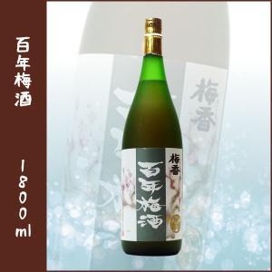 明利酒類 百年梅酒 1800ml lunatable