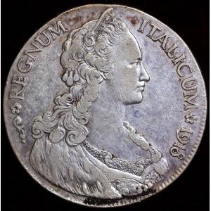 イタリア領 エリトリア 1918年 タレーロ銀貨