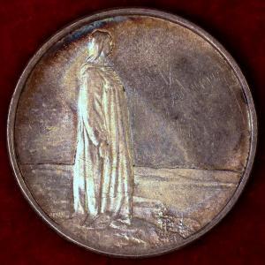 ノルウェー 1914年 2クローネ 銀貨 憲法100周年|lunatrading