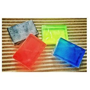 【送料無料】サンソリット スキンピールバー フォーサロン ミニソープ4種類 15g×4個 4種類セット|lune-shop