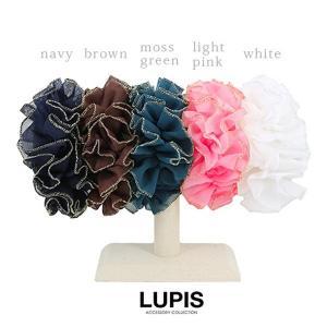 シュシュ レディース カラー ヘアアクセサリー 激安 ルピス LUPIS|lupis|03