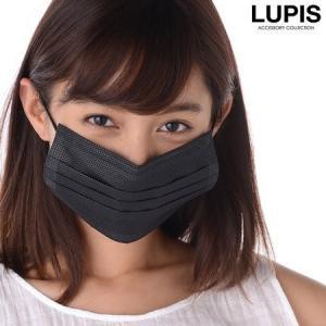 マスク 黒 黒マスク ブラックマスク ブラック 無地|lupis|03