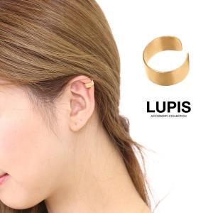 イヤーカフ イヤーカフス カフス シンプル ゴールド 軟骨 安い 痛くならない|lupis