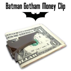 メール便 送料無料 バットマン マネークリップ BATMAN 財布 サイフ ウォレット 小物 アメコミ 映画 lupo
