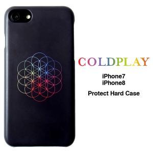 コールドプレイ ( Coldplay ) のiPhoneケース。 iPhone7 / iPhone8...