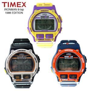 TIMEX アイアンマン 8ラップ 1986エディション / タイメックス 腕時計 スポーツ ウォッチ マラソン ジム|lupo