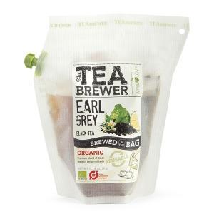 TEA BREWER EARL GREY(アールグレイ)(オーガニック・有機JAS)【送料無料】【ポイント消化】|luruspot