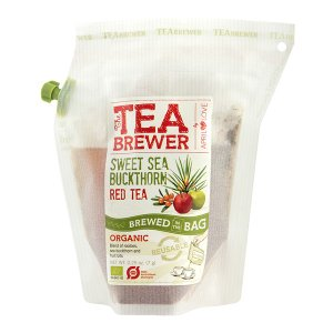 TEA BREWER SWEET SEA BUCKTHORN(スウィートシーバックソーン)(オーガニック・有機JAS)【送料無料】【ポイント消化】|luruspot