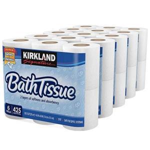 カークランド トイレットペーパー ダブル(2枚重ね)30ロール 2袋セット